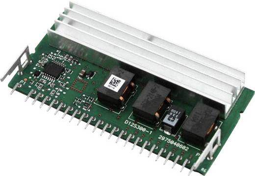 Delta Electronics D12S300-1 C DC/DC-Wandler, Print 0.6 V/DC, 5 V/DC 60 A 300 W Anzahl Ausgänge: 1 x