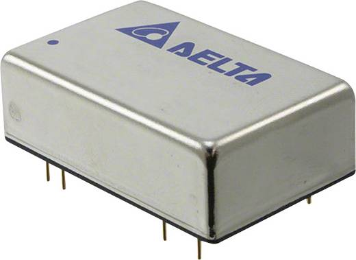 DC/DC-Wandler, Print Delta Electronics DF04S2415A 15 V/DC 267 mA 4 W Anzahl Ausgänge: 1 x