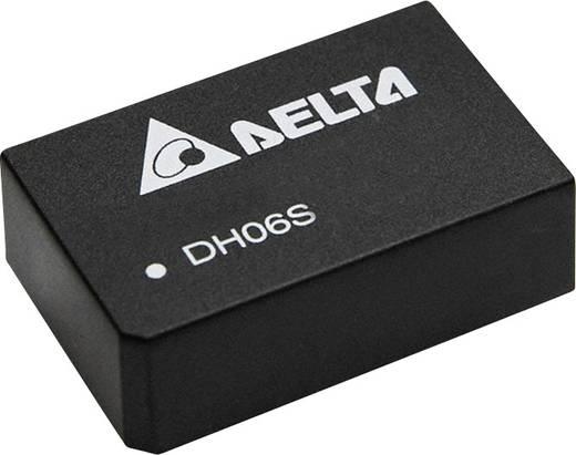 Delta Electronics DH06D2405A DC/DC-Wandler, Print 5 V/DC, -5 V/DC 500 mA 6 W Anzahl Ausgänge: 2 x