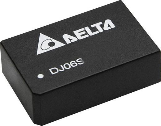 Delta Electronics DJ06S4824A DC/DC-Wandler, Print 24 V/DC 250 mA 6 W Anzahl Ausgänge: 1 x