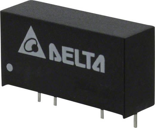 DC/DC-Wandler, Print Delta Electronics PD01S1215A 15 V/DC 67 mA 1 W Anzahl Ausgänge: 1 x