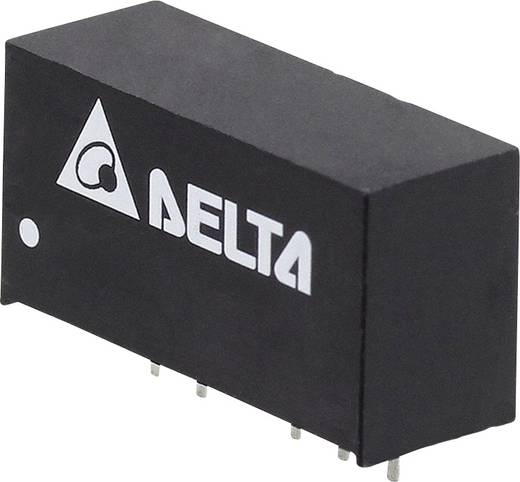 DC/DC-Wandler, Print Delta Electronics PE01D2405A 5 V/DC, -5 V/DC 100 mA 1 W Anzahl Ausgänge: 2 x