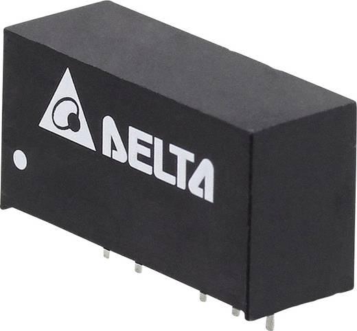Delta Electronics PE01D0505A DC/DC-Wandler, Print 5 V/DC, -5 V/DC 100 mA 1 W Anzahl Ausgänge: 2 x
