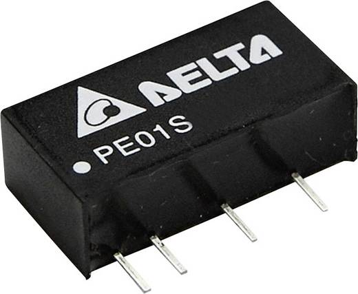 DC/DC-Wandler, Print Delta Electronics PE01S2409A 9 V/DC 110 mA 1 W Anzahl Ausgänge: 1 x