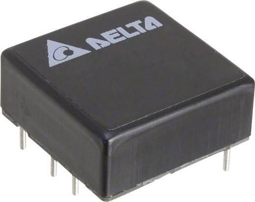 DC/DC-Wandler, Print Delta Electronics S24DE120R4PDFA 12 V/DC, -12 V/DC 420 mA 10 W Anzahl Ausgänge: 2 x