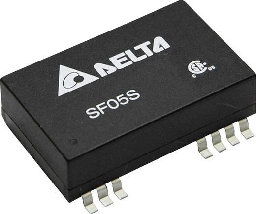 Delta Electronics SF05D4805A DC/DC-Wandler, SMD 5 V/DC, -5 V/DC 500 mA 5 W Anzahl Ausgänge: 2 x