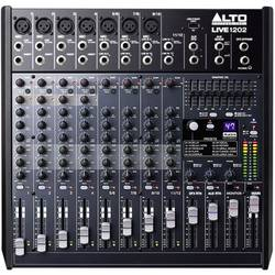 Image of Alto Live 1202 Konsolen-Mischpult Anzahl Kanäle:12 USB-Anschluss