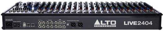 Konsolen-Mischpult Alto Live 2404 Anzahl Kanäle:24 USB-Anschluss