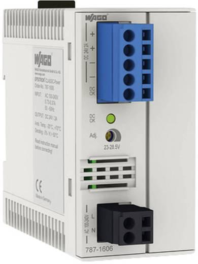 Hutschienen-Netzteil (DIN-Rail) WAGO Kontakttechnik GmbH 14.5 V/DC 4.2 A 60 W 1 x