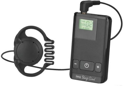 Headset Mikrofon-Empfänger IMG Stage Line ATS-20R Übertragungsart:Funk