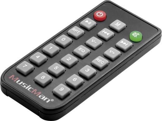Bluetooth® Lautsprecher Technaxx MusicMan Maxi BT-X10 SD, USB Schwarz