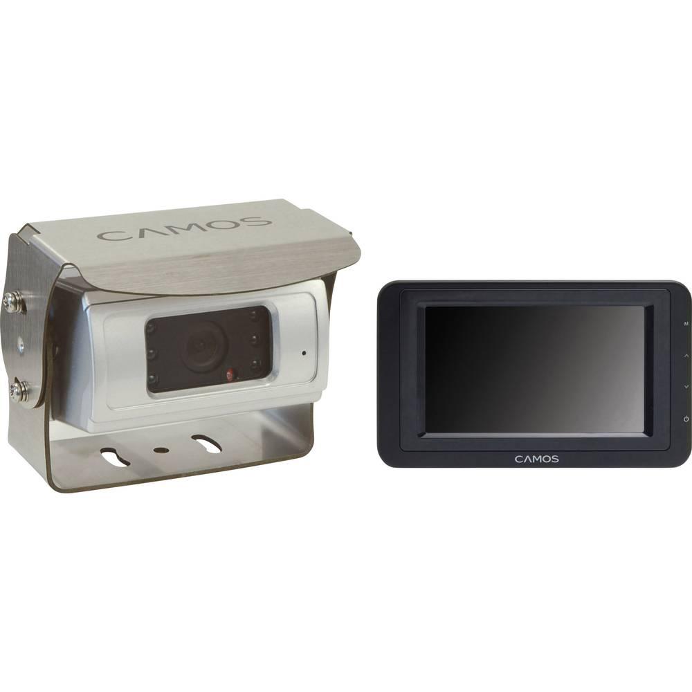 Kabel-Rückfahrvideosystem SV-430 Superview Camos IR-Zusatzlicht ...