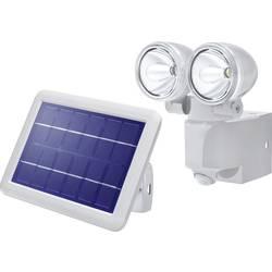 Solární LED svítidla s detektorem pohybu Esotec Power Light, černá, panel 2 W - Solární LED svítidla s detektorem pohybu Esotec Power Light, šedá, panel 1 W - Solární LED svítidla s detektorem pohybu Esotec Power Light, šedá, panel 1 W