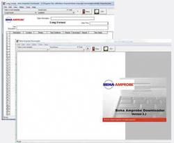 Softwarová sada Beha-Amprobe Downloader 4597359, vhodná pro ProInstall-100· ProInstall-200