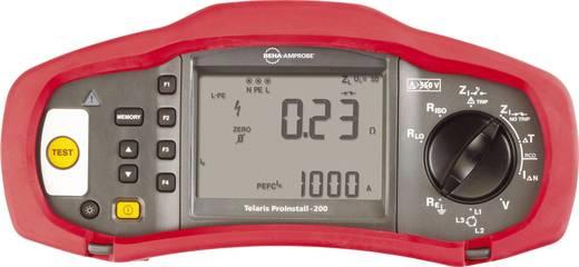 Beha Amprobe ProInstall-200/S-EUR Isolationsmessgerät 100 V, 250 V, 500 V, 1000 V 1000 MΩ Kalibriert nach ISO