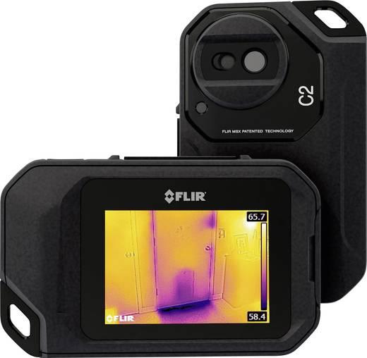 FLIR C2 Wärmebildkamera -10 bis +150 °C 80 x 60 Pixel 9 Hz Kalibriert nach DAkkS