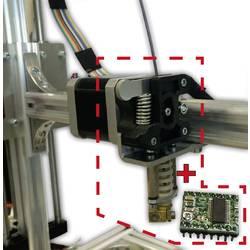 Extrudér s dýzou 0,35 mm a priamym pohonom K8203 vhodné pre 3D tlačiareň VELLEMAN K8200