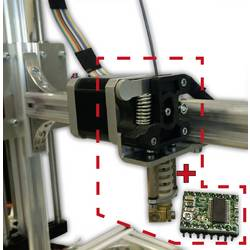 Extrudér s přímým pohonem Velleman Direct Drive Extruder K8203, pro 3D tiskárnu Velleman K8200