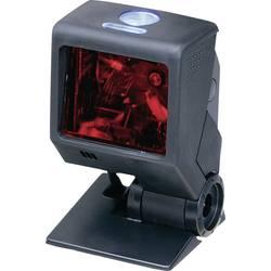 Stolný skener čiarových kódov Honeywell AIDC Quantum T ms3580us, laser, USB, čierna