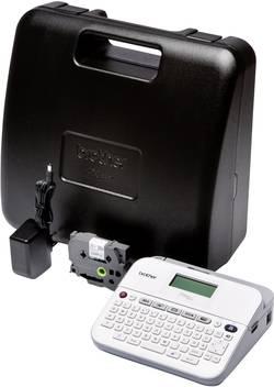 Image of Brother P-Touch D400VP Beschriftungsgerät Geeignet für Schriftband: TZe 3.5 mm, 6 mm, 9 mm, 12 mm, 18 mm