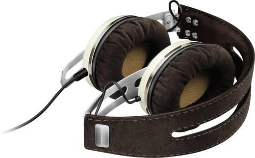 hifi kopfh rer sennheiser momentum on ear g m2 oeg ivory on ear faltbar headset elfenbein. Black Bedroom Furniture Sets. Home Design Ideas