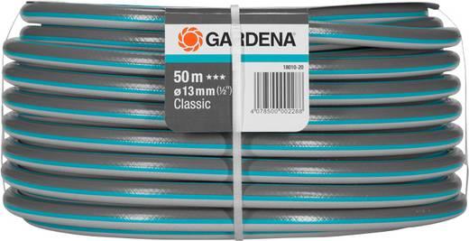 gartenschlauch 13 mm 1 2 zoll 50 m grau orange gardena 18010 20 kaufen. Black Bedroom Furniture Sets. Home Design Ideas