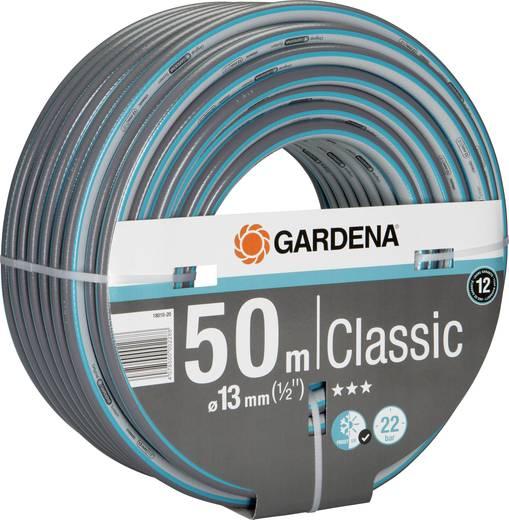 Gartenschlauch 13 Mm 1 2 Zoll 50 M Grau Blau Gardena 18010 20 Kaufen