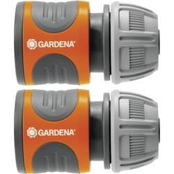 """GARDENA 18281-20 hadicová koncovka 13 mm (1/2"""") Ø, násuvný spoj sada 2 ks"""