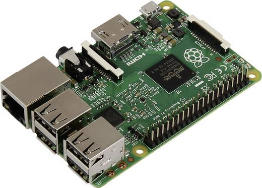 Raspberry Pi® 2 Model B 1GB
