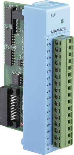 Module d'entrée analogique Advantech ADAM-5017-A4E Nombre d'entrées: 8 x 1 pc(s)
