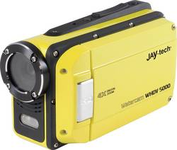 Image of JayTech WHDV-5000 Camcorder 6.9 cm 2.7 Zoll 12 Mio. Pixel Gelb