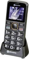 Amplicomms M6750 Senioren-Handy Schwarz