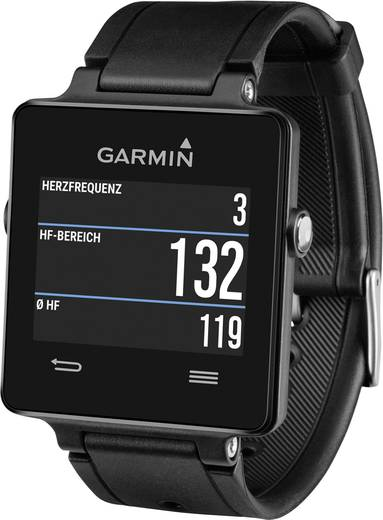 garmin vivoactive hr sport gps smartwatch integrierte. Black Bedroom Furniture Sets. Home Design Ideas