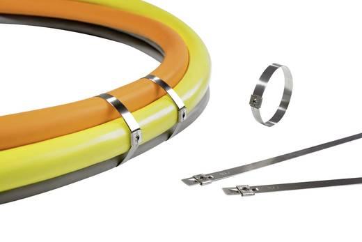 kabelbinder 360 mm silber mit kugelverschluss hitzestabilisiert hellermanntyton 111 01550. Black Bedroom Furniture Sets. Home Design Ideas