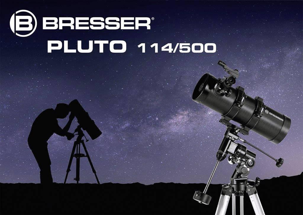 Bresser optik linsen teleskop sirius az carbon azimutal