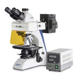 Mikroskop s prechádzajúcim svetlom Kern Optics OBN 147 OBN 147, trinokulárny, 1000 x