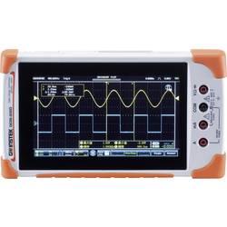 Ručný osciloskop GW Instek GDS-220, 200 MHz, 2-kanálová, funkcia multimetru