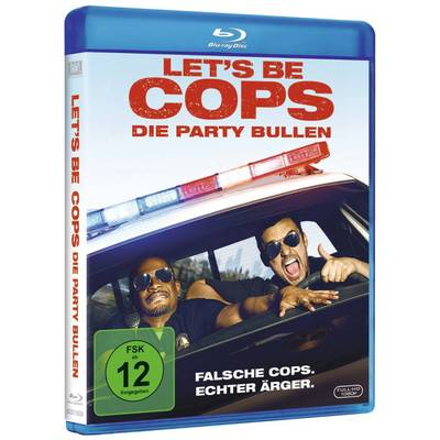 blu-ray Lets Be Cops Die Party Bullen FSK: 12 Preisvergleich