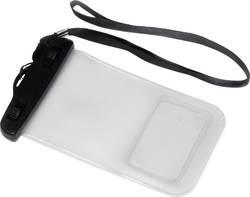 Vodotěsný sáček (š x v) 115 mm x 185 mm, černá, transparentní