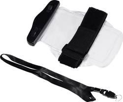 Vodotěsný sáček (š x v) 95 mm x 175 mm, černá, transparentní