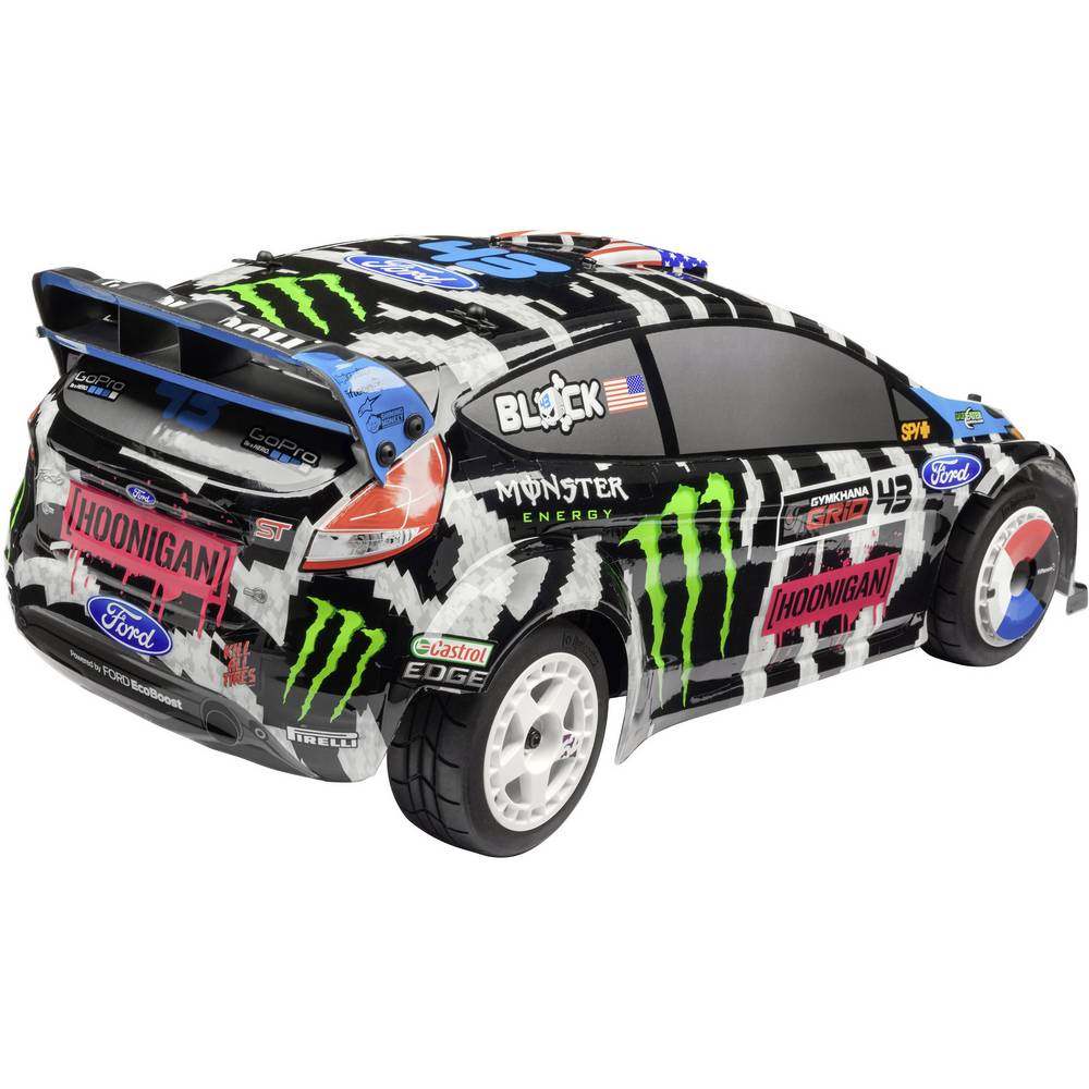 hpi racing grid ford fiesta st rx43 ken block brushless 1 8 auto rc lectrique voiture de. Black Bedroom Furniture Sets. Home Design Ideas