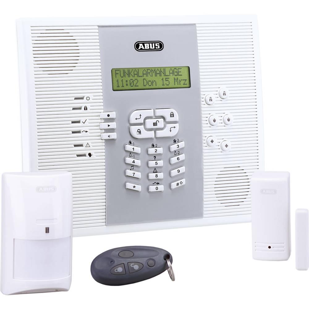 Funk-Alarmanlagen-Set ABUS Privest Privest FUAA30000 Alarmzonen ...
