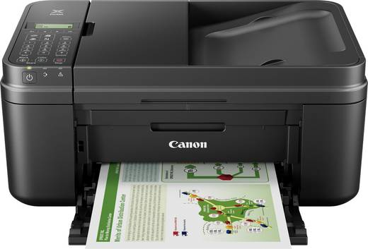 how to connect wireless canon scanner to computer