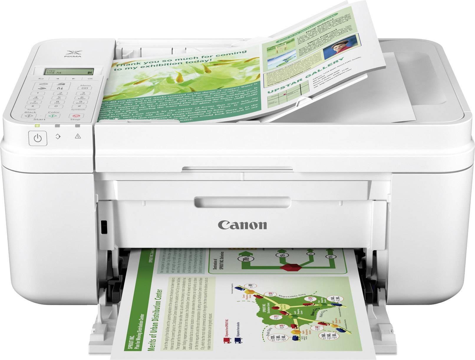 Canon pixma mx495 tintenstrahl multifunktionsdrucker a4 for Drucker scanner kopierer