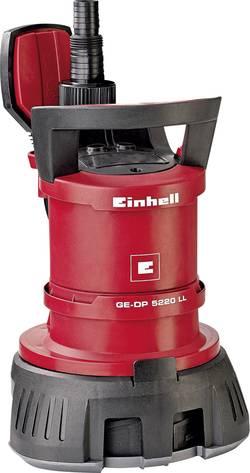 Ponorné čerpadlo pro užitkovou vodu Einhell GE-DP 5220 LL ECO 4170780, 13500 l/h, 7.5 m