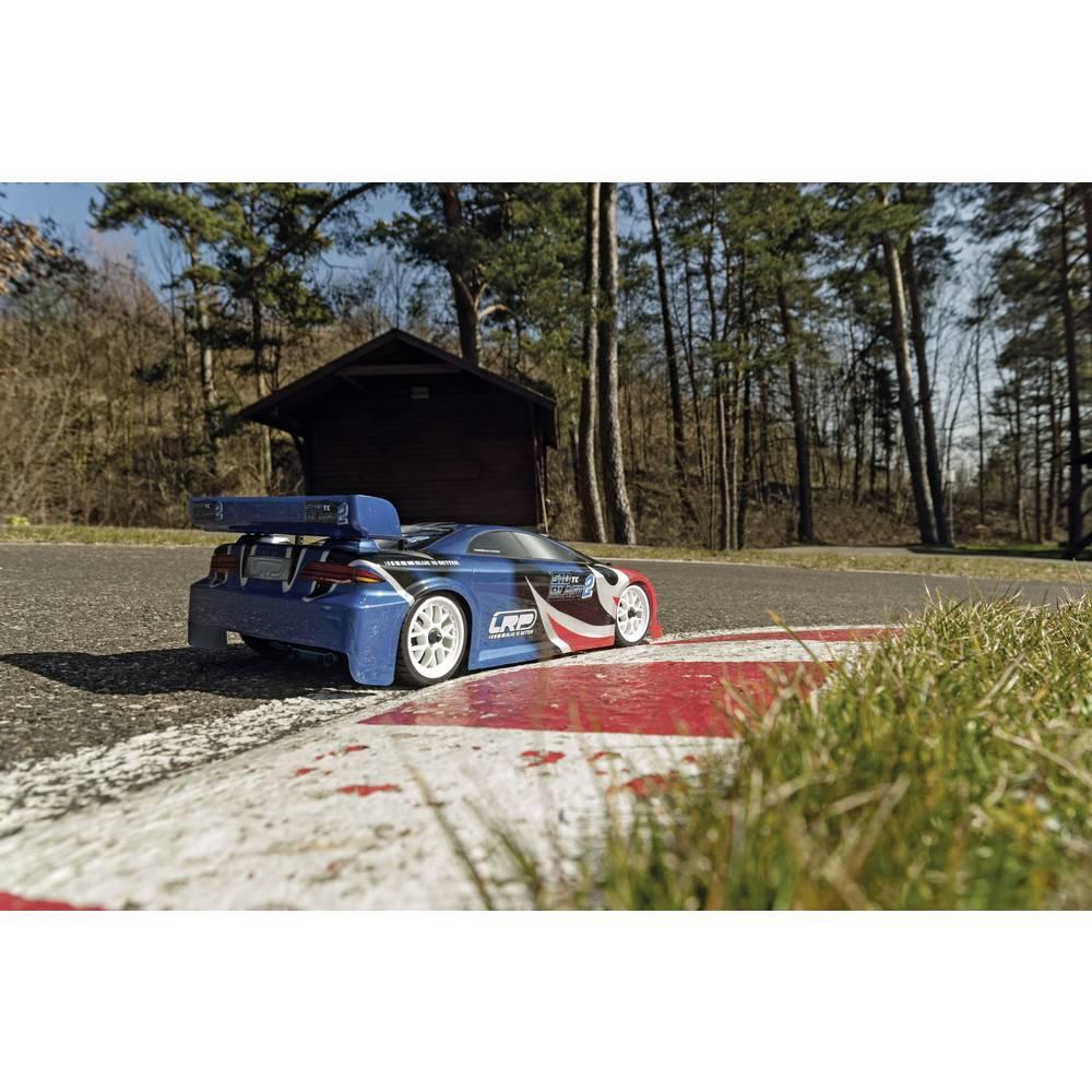 voiture de tourisme lectrique lrp electronic s10 blast tc2 120105 4 roues motrices brushed 2 4. Black Bedroom Furniture Sets. Home Design Ideas