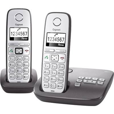 Gigaset E310A Duo Schnurloses Seniorentelefon Anrufbeantworter, Freisprechen Beleuchtetes  Preisvergleich