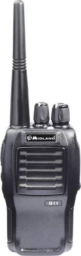 PMR-Handfunkgerät Midland G11V C966.S3 2er Set