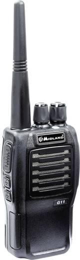 Midland G11V C966.S3 PMR-Handfunkgerät 2er Set
