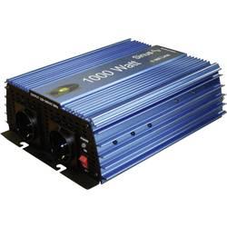 Menič napätia DC / AC e-ast ES-1000-12, 1000 W, 12 V/DC/230 V/AC, 1000 W